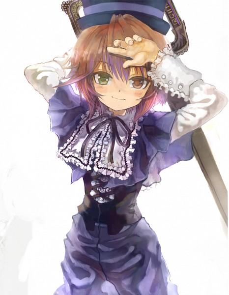 Tags: Anime, Rozen Maiden, Souseiseki, Pixiv