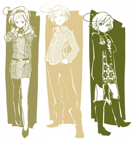 Tags: Anime, Naoaka, Axis Powers: Hetalia, South Italy, South Italy (Female), Nyotalia, Mediterranean Countries