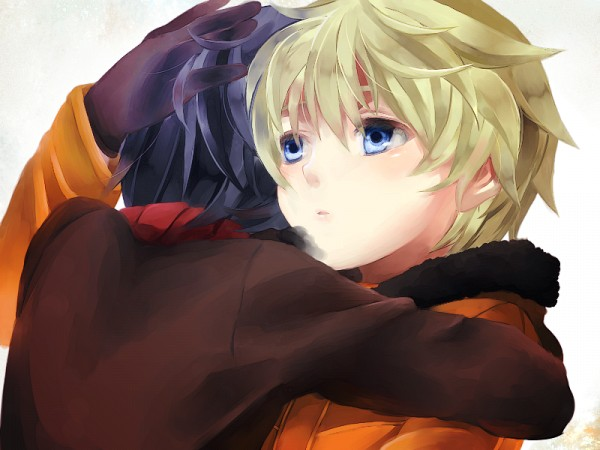 Tags: Anime, Pixiv Id 1047100, South Park, Kenneth McCormick, Stanley Randall Marsh, Stenny