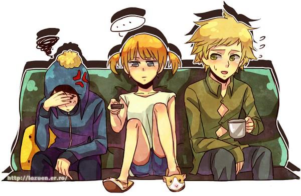 Tags: Anime, Sujk0823, South Park, Ruby Tucker, Craig Tucker, Tweek Tweak