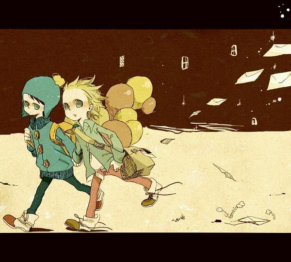 Tags: Anime, South Park, Craig Tucker, Tweek Tweak, Artist Request, Creek (South Park)