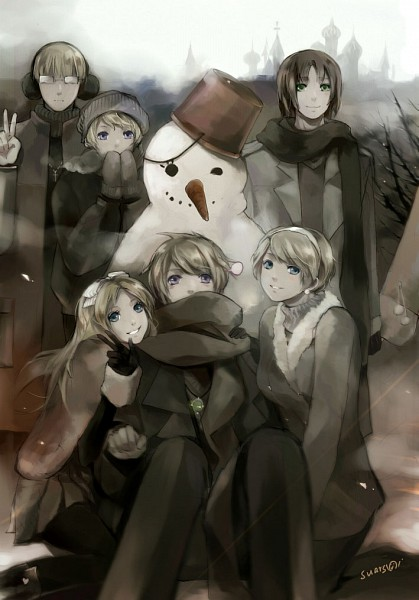 Soviet Union - Axis Powers: Hetalia