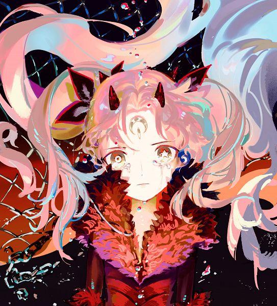 Tags: Anime, Pixiv Id 5884229, Fate/Grand Order, Tohsaka Rin, Space Ishtar, Archer (Ishtar), Fanart, Fanart From Pixiv, Pixiv