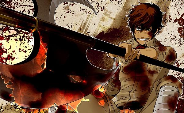 Tags: Anime, Mametsuko, Axis Powers: Hetalia, Spain, Pixiv, Mediterranean Countries