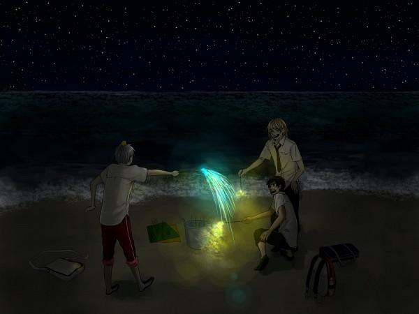 Sparklers - Fireworks