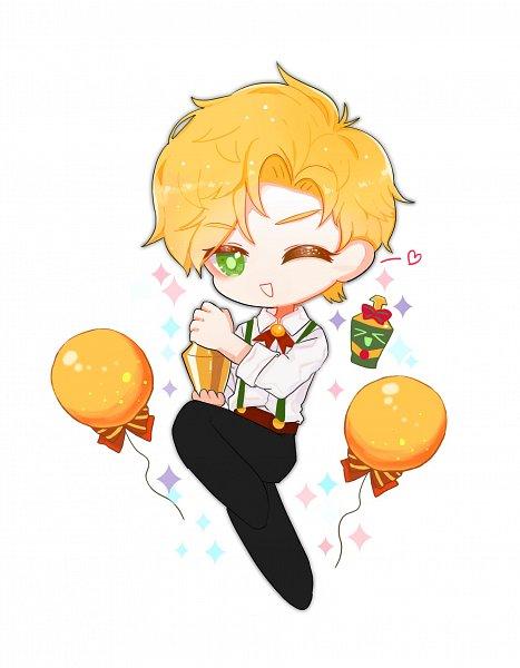 Tags: Anime, Tkrhdtk9874, Cookie Run: OvenBreak, Cookie Run, Bow Tie Bottle, Sparkling Cookie, Twitter, Fanart