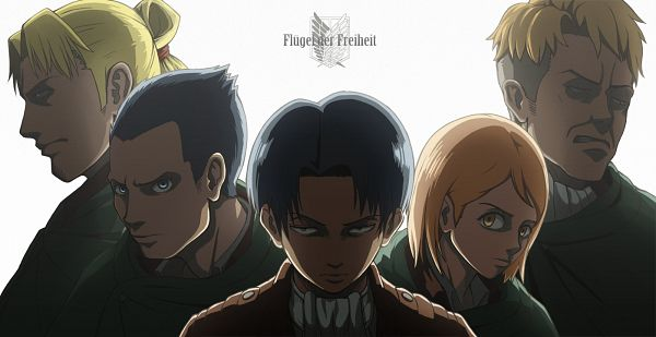 Special Operations Squad - Attack on Titan