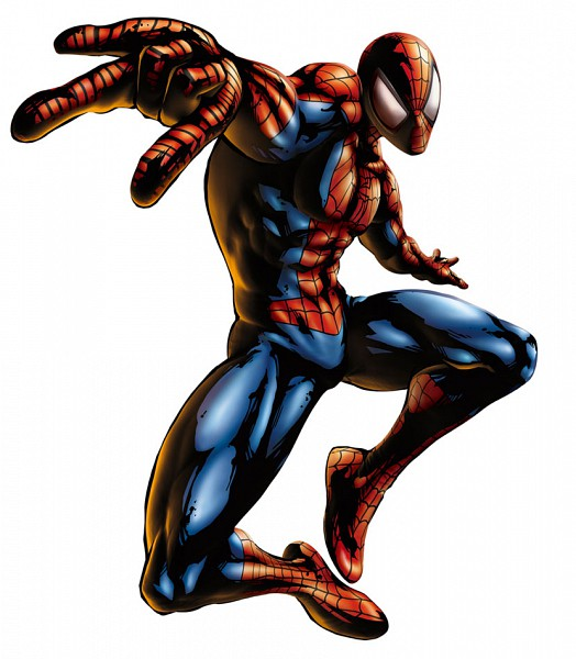Spider-Man (Character) - Spider-Man