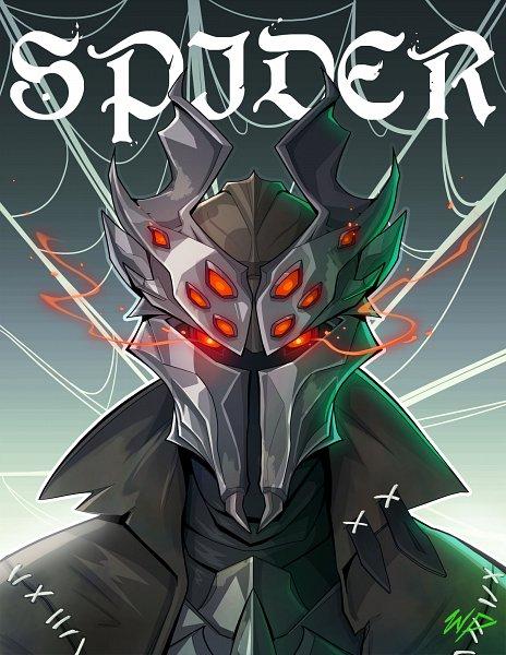 Tags: Anime, William Puekker, Fortnite, Spider Knight, Fanart From DeviantART, deviantART, Fanart