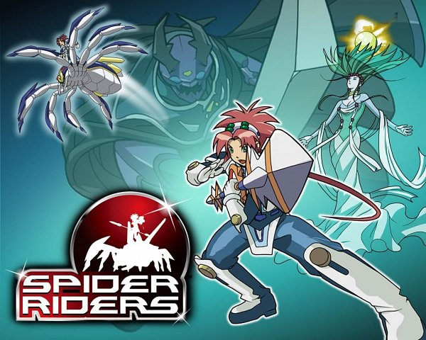 Tags: Anime, Spider Riders, Hunter Steele, Artist Request, Character Request