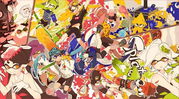 Splatoon - Nintendo
