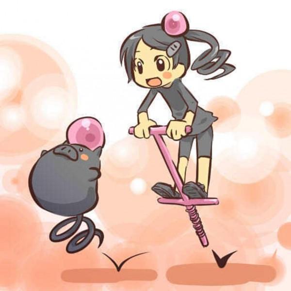 Spoink - Pokémon