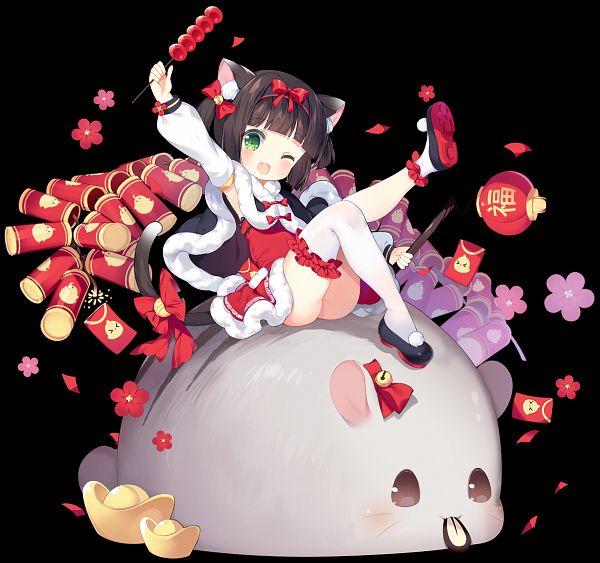 Spring Festival Sweets - Mutsuki (Azur Lane)