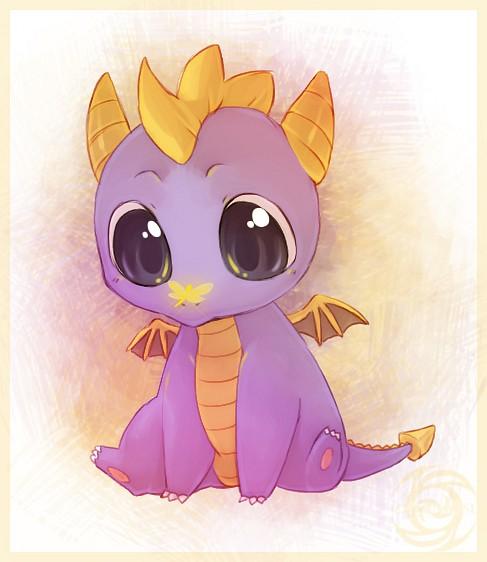 Spyro The Dragon - The Legend Of Spyro
