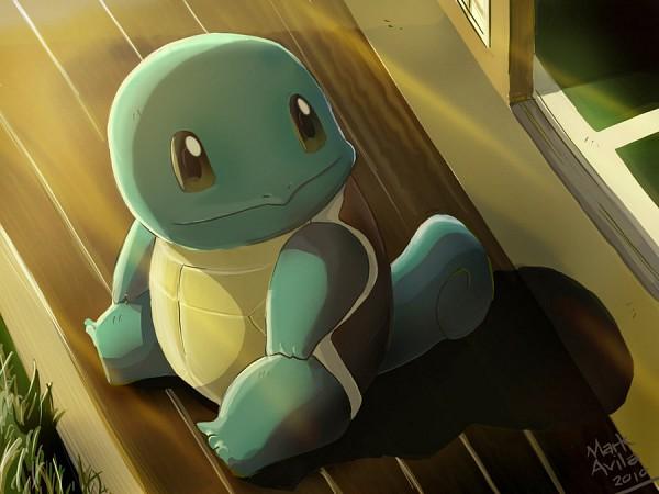 Tags: Anime, Mark331, Pokémon, Squirtle