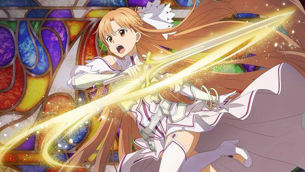 Tags: Anime, Bandai Namco Entertainment, Sword Art Online, Sword Art Online: Alicization Blading, Stacia (PA), Yuuki Asuna, Official Art