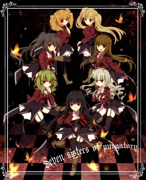 Stakes of Purgatory - Umineko no Naku Koro ni