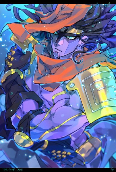 Star Platinum - Stardust Crusaders