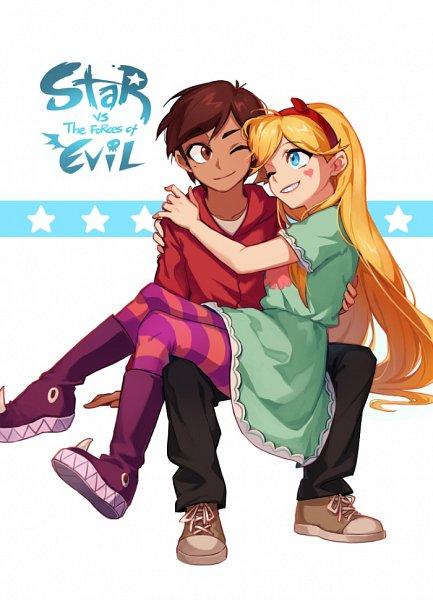 Star Vs Las Fuerzas Del Mal Toffee Anime