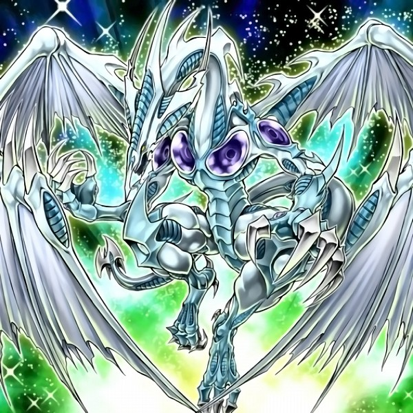 Tags: Anime, Yugi-Master, Yu-Gi-Oh! 5D's, Yu-Gi-Oh!, Stardust Dragon, deviantART, PNG Conversion, Card (Source)