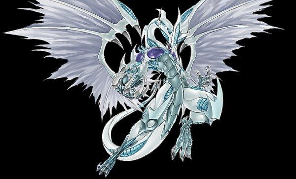 Tags: Anime, Yu-Gi-Oh! 5D's, Stardust Dragon