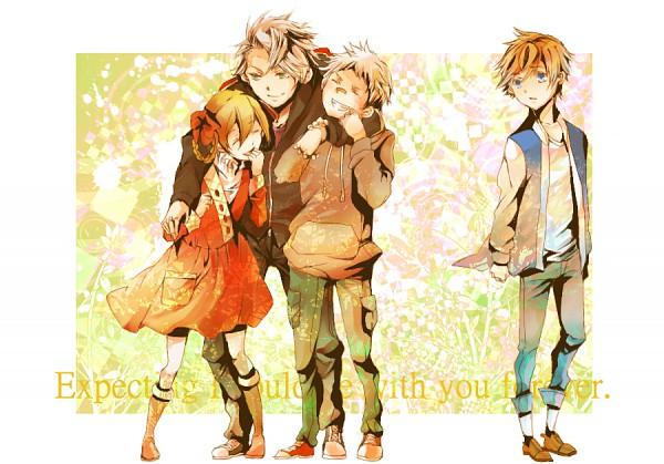 Tags: Anime, Pixiv Id 1526748, Starry☆Sky~, Nanami Kanata (Starry☆Sky), Shiranui Kazuki, Yahisa Tsukiko, Tohzuki Suzuya, Pixiv, Fanart, Starry☆Sky ~in Winter~, Starry☆Sky ~in Spring~