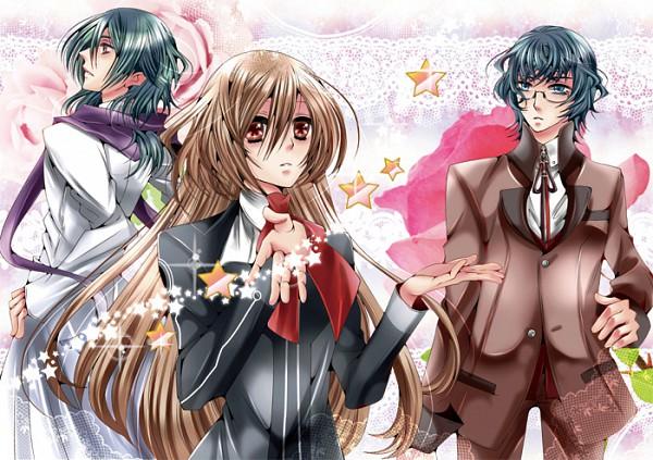 Tags: Anime, Madchaos, Starry☆Sky~, Yahisa Tsukiko, Hoshizuki Kotarou, Iku Mizushima, Pixiv, Fanart, Starry☆Sky ~in Autumn~
