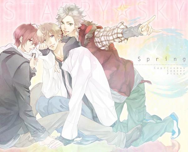 Starry☆Sky ~in Spring~ - Starry☆Sky~