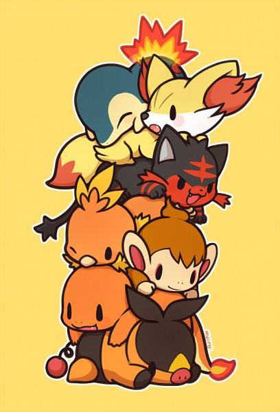Starter Pokemon Mobile Wallpaper 2105139