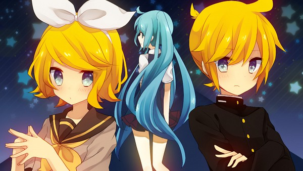Static Electricity - VOCALOID