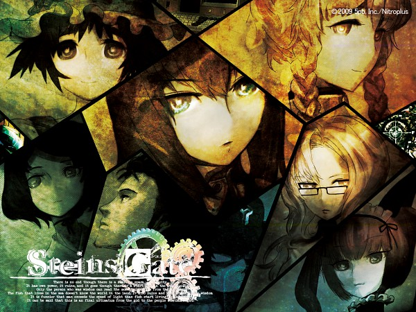 Steins;Gate - 5pb. (Studio)