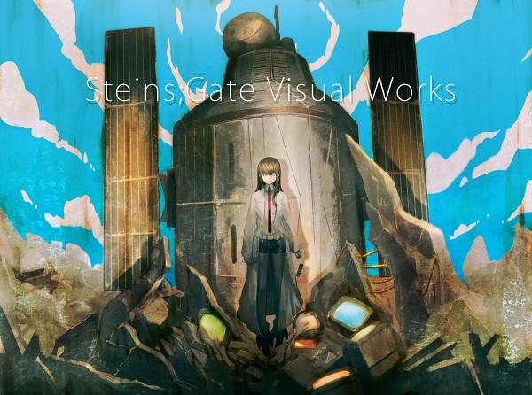 Steins;gate Visual Works - Huke