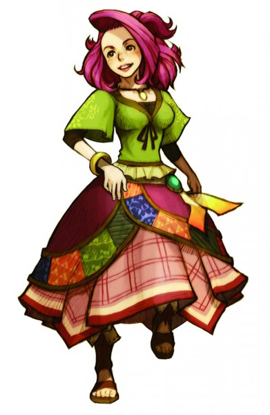 Stella (Final Fantasy Fables) - Final Fantasy Fables: Chocobo's Dungeon