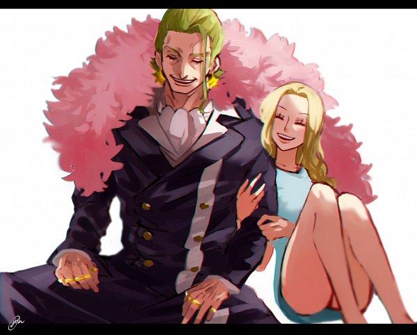 Stella (One Piece) - ONE PIECE FILM GOLD