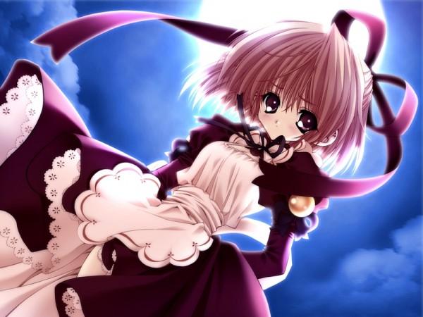 Tags: Anime, CARNELIAN, Moldavite, Stella Arista, CG Art