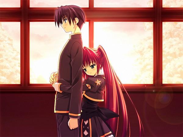 Tags: Anime, Rosebleu, Stellar Theater, Tachibana Daichi, Izumi Sora, CG Art
