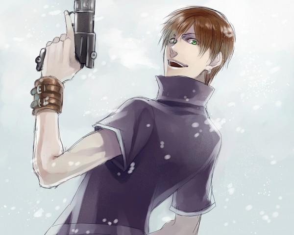 Steve Burnside - Resident Evil-code: Veronica
