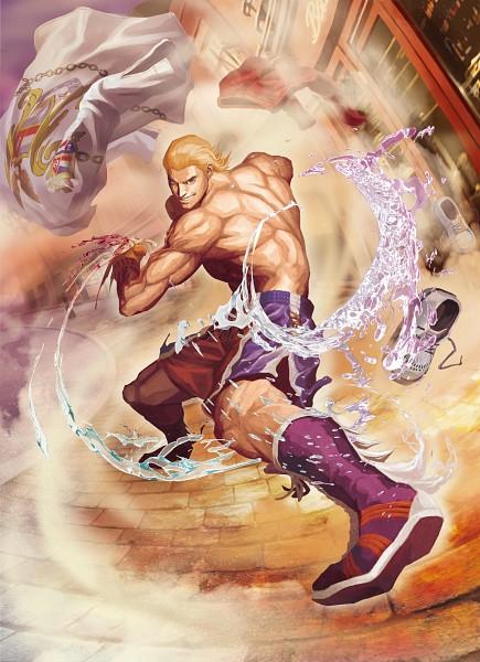 Steve Fox - Tekken
