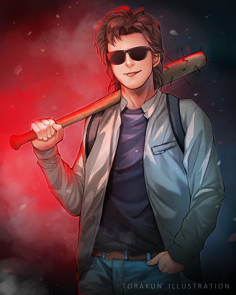 Steve Harrington (Harrington Steve) - Stranger Things
