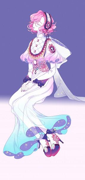 Tags: Anime, Pixiv Id 456816, Steven Universe, Fan Character, Purple Lips, Fanart From Pixiv, Pixiv, Fanart