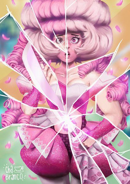 Tags: Anime, Chá Branco, Steven Universe, Pink Diamond (Steven Universe), Rose Quartz