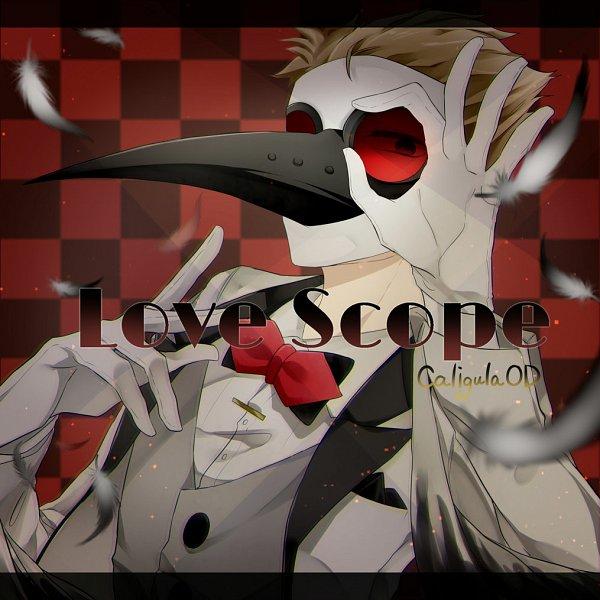 Tags: Anime, Pixiv Id 19203145, Caligula: Overdose, Caligula, Stork (Caligula), Pixiv, Fanart, Fanart From Pixiv