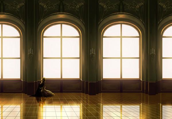Tags: Anime, Asato Sagamihara, VOCALOID, Kagamine Len, Kagamine Rin, Roomscape, Pixiv, Akuno-p, Story of Evil, Kagamine Mirrors