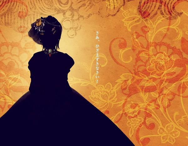 Tags: Anime, Omiyuuki, VOCALOID, Kagamine Rin, Story of Evil, Evillious Chronicles, Akuno-p, Fanart, Pixiv