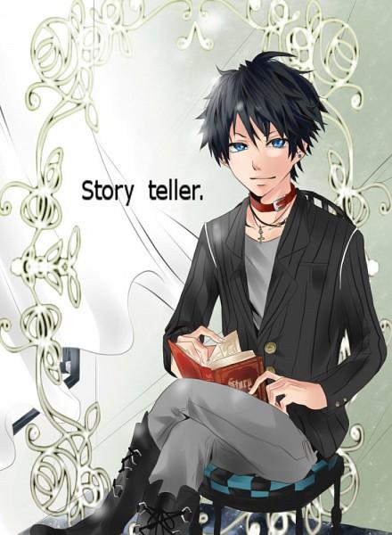 Tags: Anime, Pixiv Id 907743, Valshe, Nico Nico Singer, Pixiv, Storyteller, Fanart