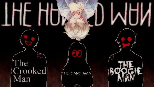 Strange Man Series