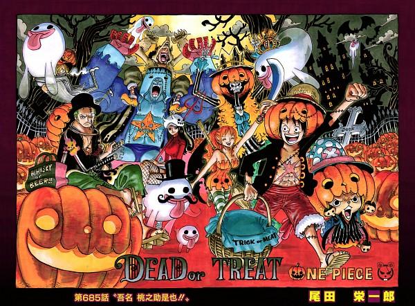 Tags: Anime, Oda Eiichirou, ONE PIECE, Tony Tony Chopper, Franky, Monkey D. Luffy, Sanji, Usopp, Nami (ONE PIECE), Brook, Roronoa Zoro, Nico Robin, One Piece: Two Years Later