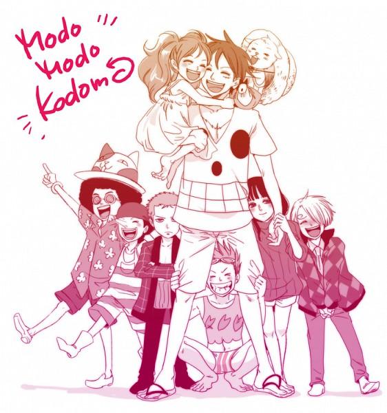 Tags: Anime, Pixiv Id 2671177, ONE PIECE, ONE PIECE FILM Z, Brook, Nico Robin, Tony Tony Chopper, Franky, Monkey D. Luffy, Sanji, Usopp, Nami (ONE PIECE), Roronoa Zoro