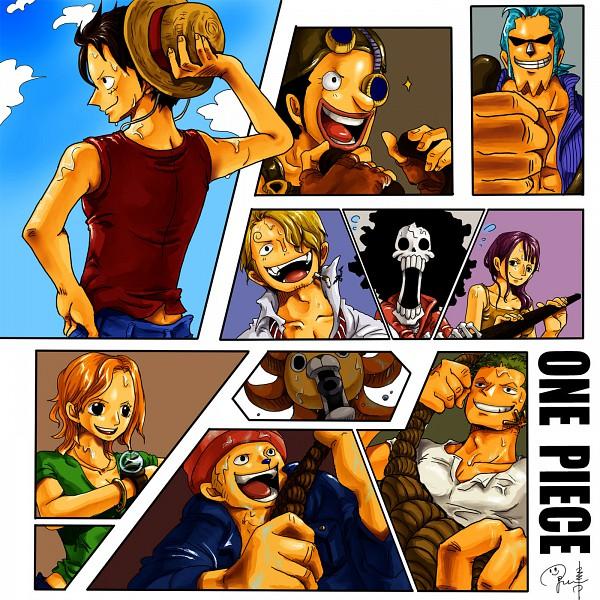 Tags: Anime, Pixiv Id 945550, ONE PIECE, Monkey D. Luffy, Sanji, Usopp, Nami (ONE PIECE), Roronoa Zoro, Brook, Nico Robin, Tony Tony Chopper, Franky, The Eleven Supernovas