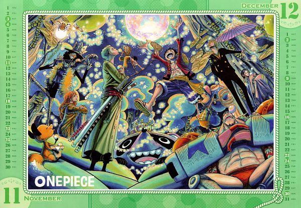 Tags: Anime, Oda Eiichirou, ONE PIECE, Tony Tony Chopper, Franky, Monkey D. Luffy, Sanji, Usopp, Nami (ONE PIECE), Brook, Roronoa Zoro, Nico Robin, Kapitel 609